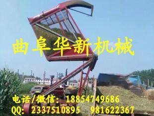 حصاد الأعلاف الحيوانية آلات سحق القش آلة جمع القش استرداد آلة مبدأ العمل