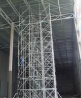 供应装修工程和建筑安装工程等高处作业工作平台上海迎越脚手架;