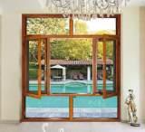 断桥铝合金窗 断桥窗纱复合窗 定制铝合金窗 防虫铝合金窗;