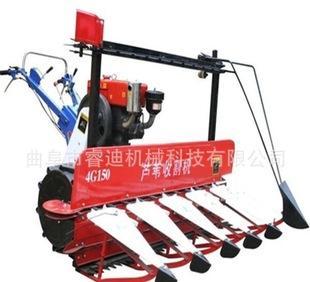 صغيرة متعددة الوظائف سواتر ماكينات فول الصويا حصادة حصاد المحاصيل الزراعية