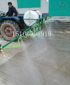 جرار آلة رش بالمبيدات من القمح بعد الذرة آلة رش بالمبيدات