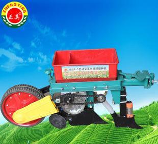 المصنع مباشرة] [زراعة الذرة والتسميد زارع الدقة الميكانيكية من ناحية صف الذرة بزار