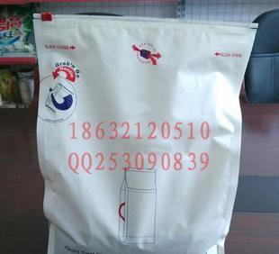 ползунок ползунок питомца собачий корм пакет / запечатанный уезжать на молнии сумки