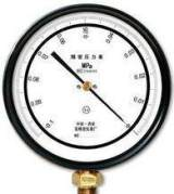 YB150A、150B精密压力表,新疆乌鲁木齐压力仪表直销;