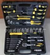 供應41件套組套工具 組合五金工具箱 家用工具箱;