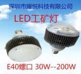 COB E40 E27 运动场馆LED灯替换传统纳灯 深圳室内运动场馆灯具;