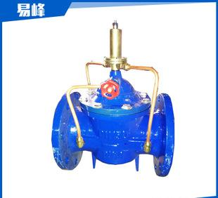 Wholesale production of 300X type one-way water control valve diaphragm type hydraulic control valve