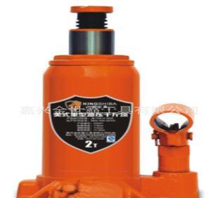 【直销】低价供应中高档金世霸品牌新型焊接式立式油压千斤顶100T;