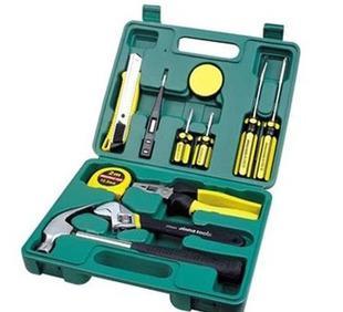 A品大12件套车载维修工具包 汽车应急工具箱组合套装用品礼品专供;