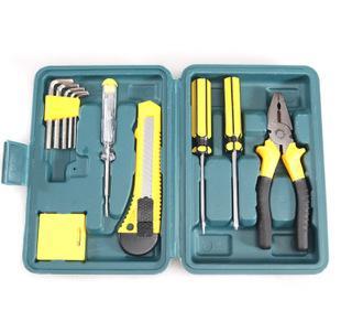 8件套12pc迷你工具箱/组合工具/组套工具实用礼品工具工厂直销;