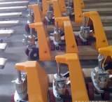 清苑起重厂家专业生产制造各种规格地牛运输搬运设备 价格优惠;