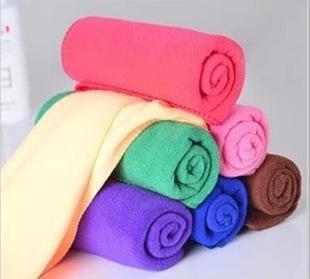 Специальные прямых производителей микроволокно красоты полотенце супер абсорбирующий насухо 30X60 кэша полотенце