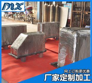 大型冶炼设备供应商可加工高温炉坩埚 定制工业用镁合金高温坩埚;