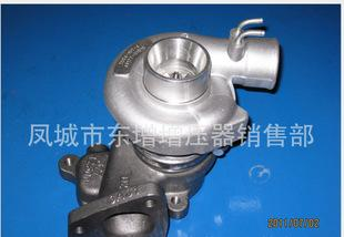 The supply of Southeast Terracan 4D56 refine TD04 water-cooled turbocharger part No. 49177-01515
