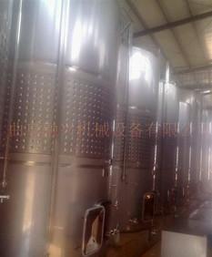 大型食品专用储运罐 不锈钢接酒桶 立式高位罐 酿酒设备专供;