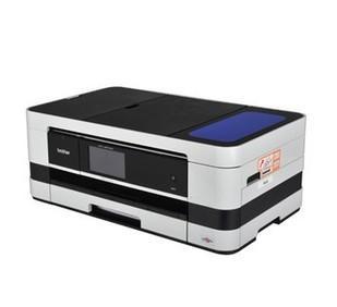 兄弟 MFC-J2510 彩色喷墨照片打印机 无线 传真复印扫描 A3一体机;