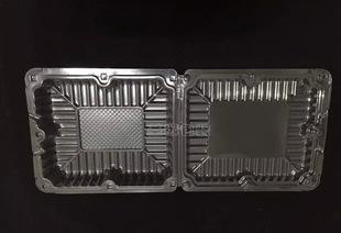 长期供应 泡壳吸塑 环保材料吸塑 对折吸塑塑料包装容器;
