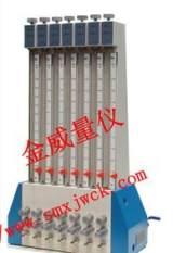 7管浮标式气动量仪;