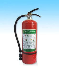 消火器メーカー直販バルブ、6 kg粉末消火器、品質の良い価格の消防器材