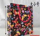 定制韩国高档服装手提袋礼品纸袋礼品手提包装环保纸袋厂家;