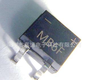 特价供应贴片整流器件整流桥堆 MB6F SOP4 SEP品牌贴片桥堆整流桥;