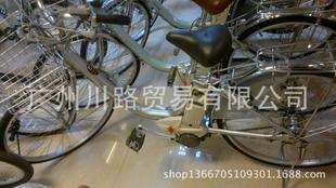日本二手原装进口无改动75新助力自行车/电动车/单车/淑女车;