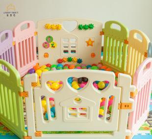 子供のゲームのフェンスの安全柵の柵の子供のガードレールの母子の用品のメーカーの卸売りをして