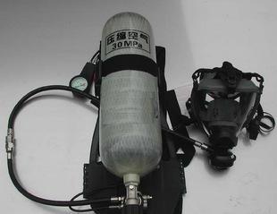 空気呼吸器呼吸器消防装置