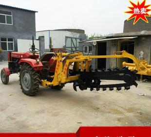 農業用機械メーカーの土地売却耕作機械溝切り機イエンチョウ鑫华泰山トラクター溝切り機
