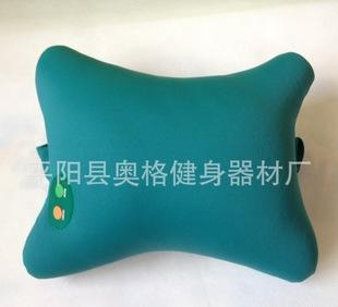 Manufacturer of custom particle massage bone pillow car neck pillow head massage pillow with electric shock