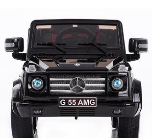 новый Mercedes - Benz детей ребенок может сидеть электрический пульт дистанционного управления автомобильной внедорожных коляску игрушки детей четырех