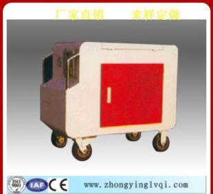 陕西变压器油废油再生LYC-50A普通型箱式移动滤油机;