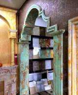厂家销售 玉石门窗板 阳台窗板 玉石门边装饰线板;