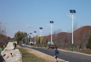 太阳能路灯 道路照明灯 户外景观路灯 小区led路灯 路灯加工厂家;