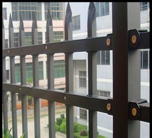 Производители заказ производства стали перила открытый стены здания стальной забор гарантии качества льготной цены цинка