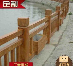 обычай, производители перила лестницы здания полностью деревянные перила ограждения консерванта древесины производства