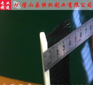 Anti-static escalator safety brush escalator safety brush is preferred! (constant weight professional brush)