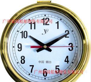 特价船舶IMPA370204 船用石英船钟 计时仪 船用甲板计时钟;
