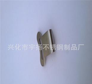 Stainless steel hook stamping stamping metal stamping parts processing stainless steel bending