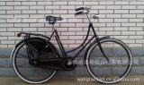 铝合金刀圈加LED灯出口28寸自行车供应皮革护链群及链罩自行车;