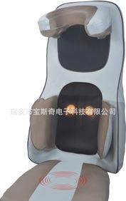 Rui Thai massage equipment specializing in the production of car / home first 3D neck and shoulder massage chair supply of high quality