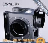 YF20-19T 全导管 分体式通风系统管道金属换气扇 (1台起批);