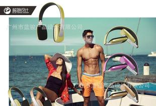 2014新款耳机入耳式 手机耳机无线耳机设计 蓝骏外观结构设计;