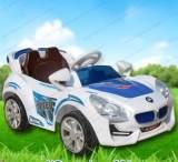 【厂家直销】宝马 儿童电动车四轮童车可坐减震型电动汽车;