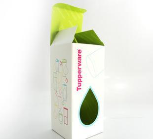 开窗彩盒定做长方形白色纸盒礼盒奶瓶包装盒印刷定制订做温州厂家图片