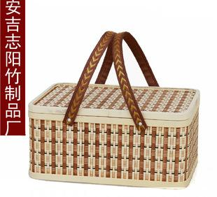 The packing box of aquatic products baskets of Yangcheng Lake hairy crabs gift box packing factory direct T-004