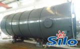 滚塑一次成型--无锡新开河供应silo发酵液储罐 反应罐