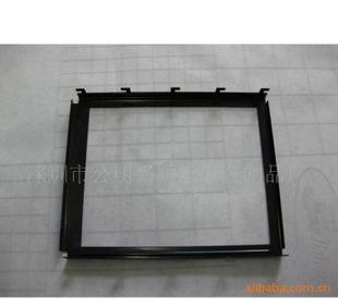 供应160128工艺礼品五金 模块铁框 专业定制lcd模块铁框;