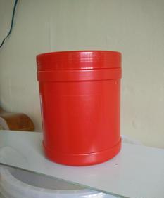 Manufacturers selling high-end 2L barrels barrels barrels and veterinary powder seasoning oil plastic bottle packaging series