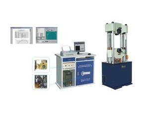 伺服万能材料试验机;